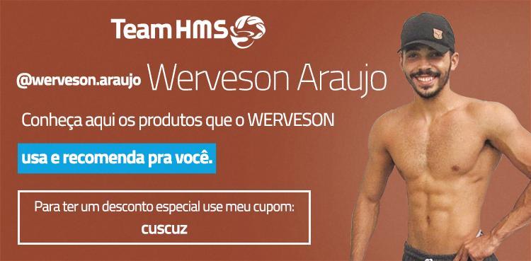 banner Werveson Araujo